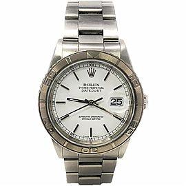 Rolex Datejust 16264 36mm Mens Watch