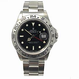 Rolex Explorer II 16550 40mm Mens Watch