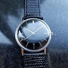 Ulysse Nardin 5663-2 Vintage 33mm Mens Watch