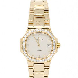 Patek Philippe 28mm Womens Watch