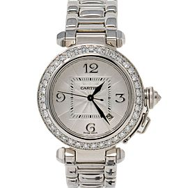 Cartier Pasha 2528 32mm Womens Watch