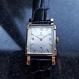 Omega Vintage 24mm Mens Watch