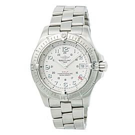Breitling Colt A74380 41mm Mens Watch