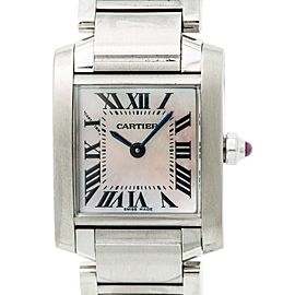 Cartier Francaise W51008Q3 20mm Womens Watch