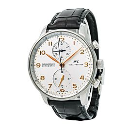 Iwc Portuguese IW371445 40mm Mens Watch