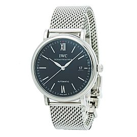 Iwc Portofino IW356506 40mm Mens Watch