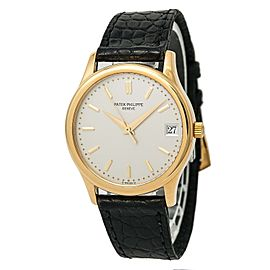 Patek Philippe 34mm Mens Watch