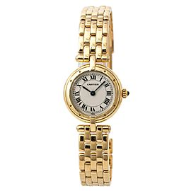 Cartier Cougar 1980 24mm Womens Watch