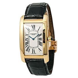 Cartier Americaine 1735 27mm Mens Watch