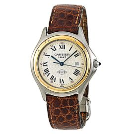 Cartier Cougar 187904 32mm Womens Watch