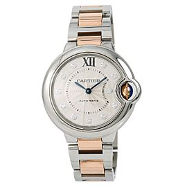 Cartier Ballon WE902061 33mm Womens Watch