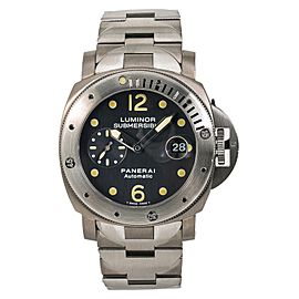 Panerai Submersible PAM104 44mm Mens Watch