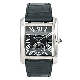 Cartier Tank W5330004 38mm Mens Watch
