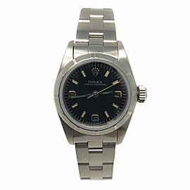Rolex Oyster Perpetual 67230 26mm Womens Watch