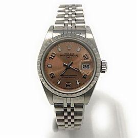 Rolex Date 79240 26mm Womens Watch