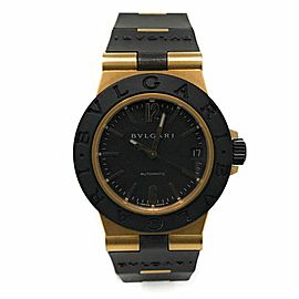 Bulgari Diagono AL 32 G 32mm Womens Watch