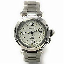 Cartier Pasha W31044M7 35mm Mens Watch