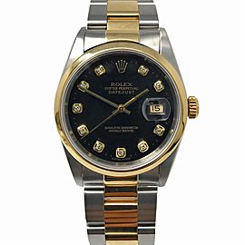 Rolex Datejust 16203 36mm Mens Watch