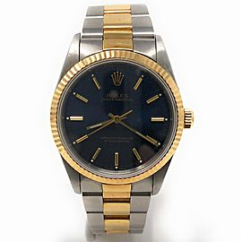 Rolex Oyster Perpetual 14233 34mm Mens Watch