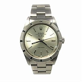 Rolex Air-King 14010 34mm Mens Watch