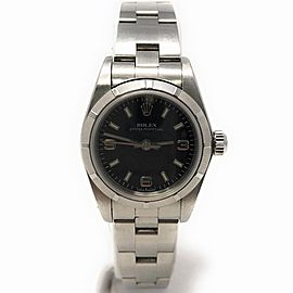 Rolex Oyster Perpetual 76030 26mm Womens Watch
