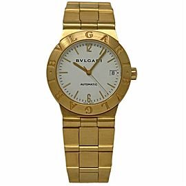 Bulgari Diagono LC35G 35mm Mens Watch