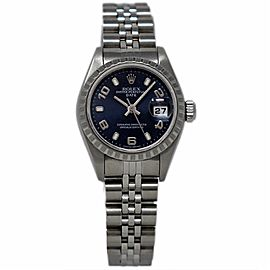 Rolex Date 79240 26mm Womens Watch