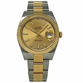 Rolex Datejust II 126333 41mm Mens Watch
