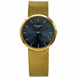Patek Philippe Calatrava 3588 Vintage 35mm Mens Watch