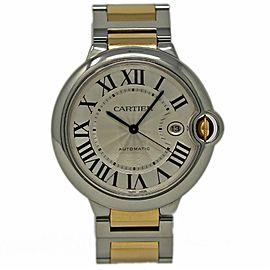 Cartier Ballon Bleu W2BB0022 42mm Mens Watch