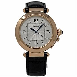 Cartier Pasha W3019351 42mm Mens Watch