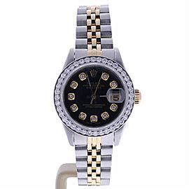 Rolex Datejust 69173 Vintage 26mm Womens Watch