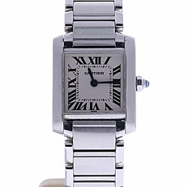 Cartier Tank Francaise 2300 20mm Womens Watch