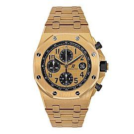 Audemars Piguet Royal Oak Offshore 26470OR.OO.1000OR.01 42mm Mens Watch