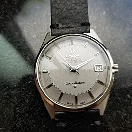Omega Constellation cal.561 34mm Vintage Mens Watch