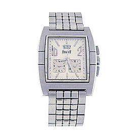 Piaget Upstream Chronograph 27150 40mm Mens Watch