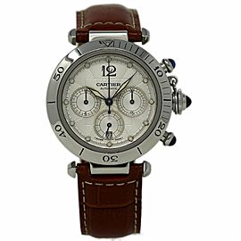 Cartier Pasha W31030H3 38mm Mens Watch