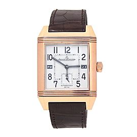Jaeger-LeCoultre Reverso Squadra Hometime Q7002420 35mm Mens Watch