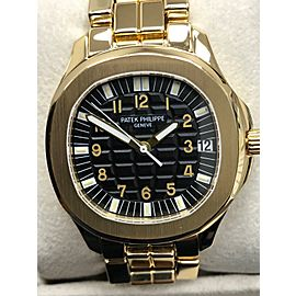 Patek Philippe Aquanaut 40mm Mens Watch