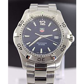 Tag Heuer Aquaracer WAF1113.BA0801 39mm Mens Watch