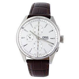 Oris Chronograph 01 674 7644 4051-07 8 22 80 44mm Mens Watch