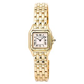 Cartier Panthere De Cartier 1070 22mm Womens Watch