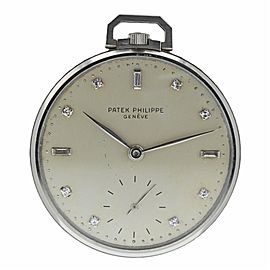 Patek Philippe 43.5mm Mens Watch