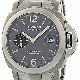 Panerai Luminor PAM00091 44.0mm Mens Watch