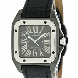 Cartier Santos 100 35.0mm Mens Watch