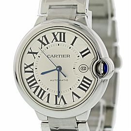 Cartier Ballon 3001 42.0mm Mens Watch