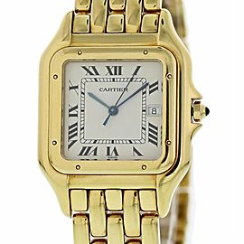 Cartier Panthere 1980 31.0mm Mens Watch