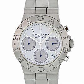 Bulgari Diagono 3520 35.0mm Mens Watch