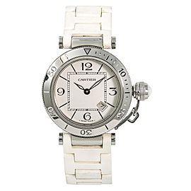 Cartier Pasha W3140001 33mm Womens Watch