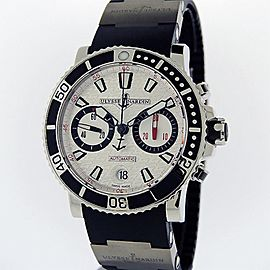 Ulysse Nardin Maxi Marine 43mm Mens Watch